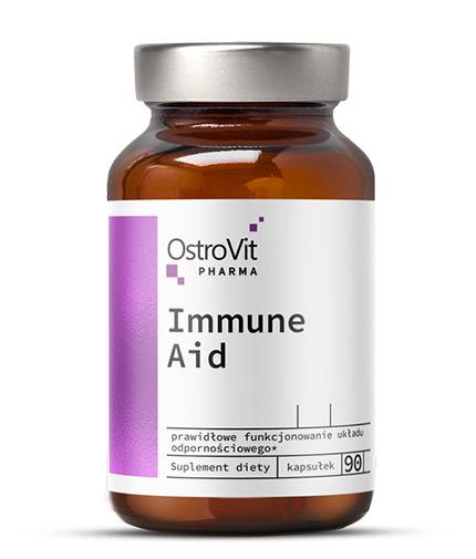 ostrovit-pharma Immune Aid / 90 Caps