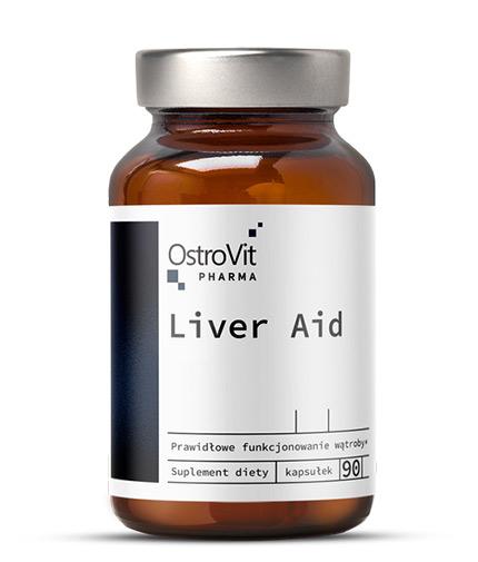 ostrovit-pharma Liver Aid / 90 Caps