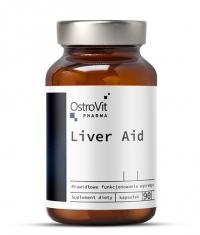 OSTROVIT PHARMA Liver Aid / 90 Caps