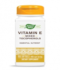 NATURES WAY Vitamin E 400 IU Enzy / 100 Softgels