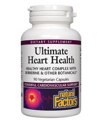 NATURAL FACTORS Ultimate Heart Health / 90 Caps