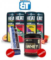 PROMO STACK START PACHET  BCAA + LAB NUTRITION