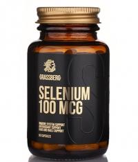GRASSBERG Selenium 100mcg / 60 Caps