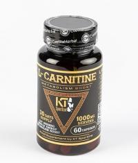 GNC KT Sport Line L-Carnitine / 60 Caps
