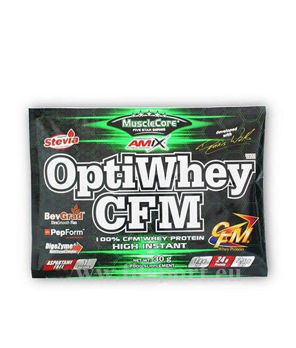 amix OptiWhey™ CFM / 1 Sachet
