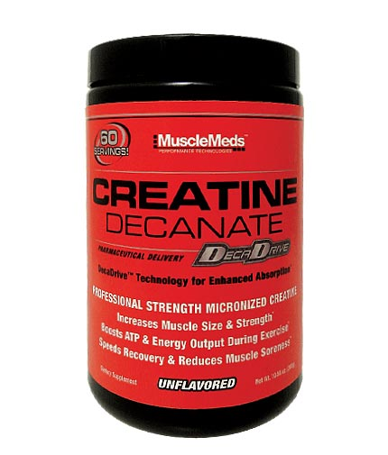 MUSCLEMEDS Creatine Decanate 300g. 0.300