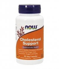 NOW Cholesterol Support 90 VCaps.