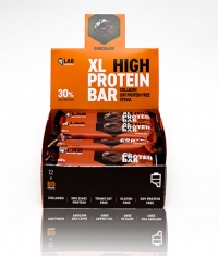 LAB NUTRITION XL High Protein Bar / 12 x 80 g