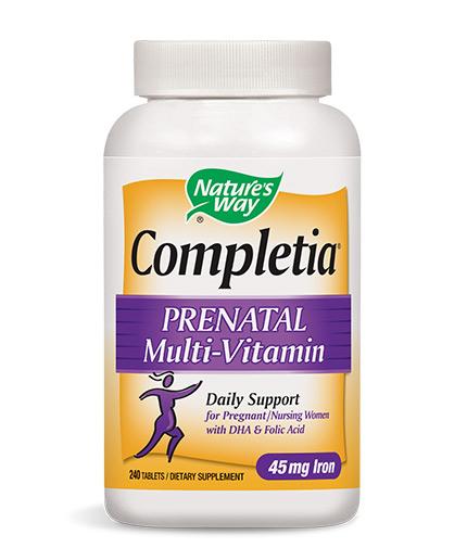 natures-way Completia® Prenatal / 240 Tabs