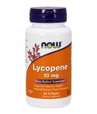 NOW Lycopene 10mg. / 60 Softgels