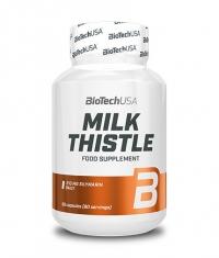 BIOTECH USA Milk Thistle / 60 Caps