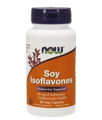 NOW Soy Isoflavones /Non-GE/ 150mg. / 60 VCaps.