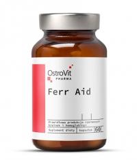 OSTROVIT PHARMA Ferr Aid / Iron Complex / 60 Caps