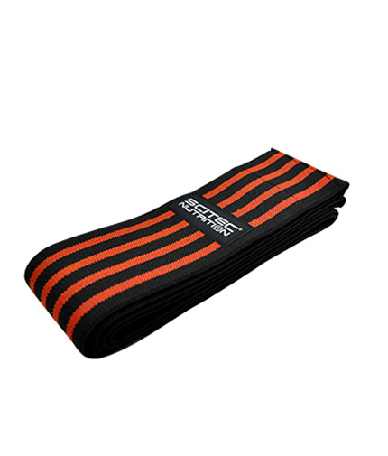 scitec Knee Support Bandage / Red