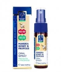 MANUKA HEALTH Propolis & MGO™ 400 Manuka Throat Spray