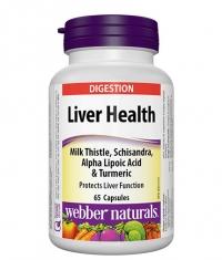 WEBBER NATURALS Liver Health / 65 Caps
