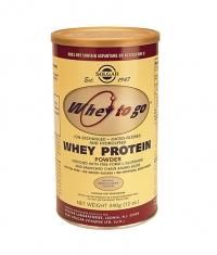 SOLGAR Whey To Go Protein Powder Strawberry