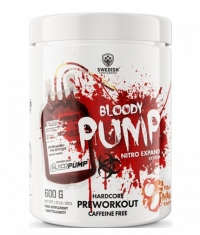 SWEDISH SUPPLEMENTS Bloody Pump / Nitro Expand System