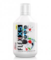 GENIUS NUTRITION FLEX-X5 Liquid / 500 ml