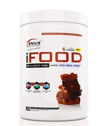 genius-nutrition iFOOD