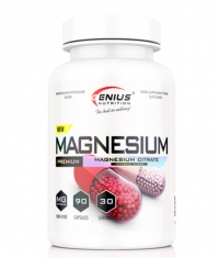 GENIUS NUTRITION MAGNESIUM / 90 Caps