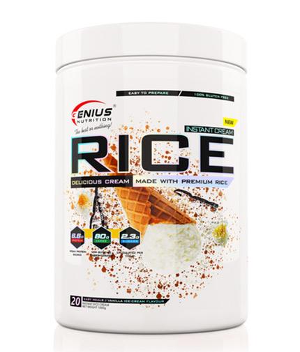 genius-nutrition RICE CREAM