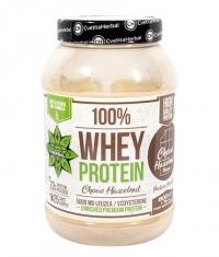 CVETITA HERBAL 100% Whey Protein with Leuzea