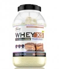 GENIUS NUTRITION WHEY-X5