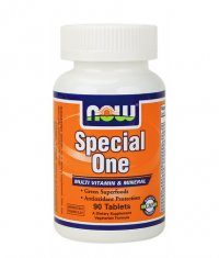 NOW Special One /Multiple with Green Superfoods/ 90 Tabs.