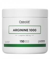 OSTROVIT PHARMA Arginine 1000 mg / L-Arginine Caps / 150 Caps