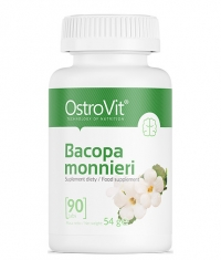 OSTROVIT PHARMA Bacopa Monnieri / 90 Tabs