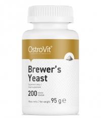 OSTROVIT PHARMA Brewer's Yeast 400 mg / 200 Tabs