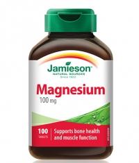 JAMIESON Magnesium 100 mg / 100 Caps