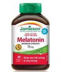 JAMIESON Melatonin Timed Release 10 mg / 60 Caps