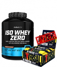 PROMO STACK DBC Stack 5 (Iso Whey DOAR aroma de Vanilie)