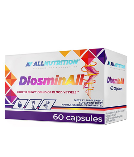 allnutrition Diosminall / 60 Caps
