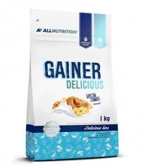 ALLNUTRITION Gainer Delicious