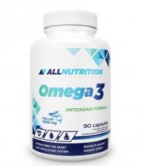 ALLNUTRITION Omega 3 / 90 Caps