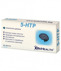 BEHEALTH 5-HTP 100 mg / 60 Caps