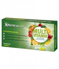 BEHEALTH Multivinatimin / 20 Tabs