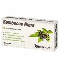 BEHEALTH Sambucus Nigra / 60 Tabs