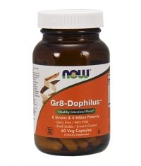NOW Gr8-Dophilus  60 VCaps.