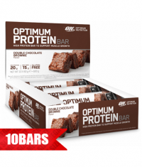 OPTIMUM NUTRITION Protein Bar / 10 x 60g.