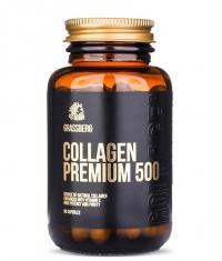 GRASSBERG Collagen Premium 500 / 60 Caps