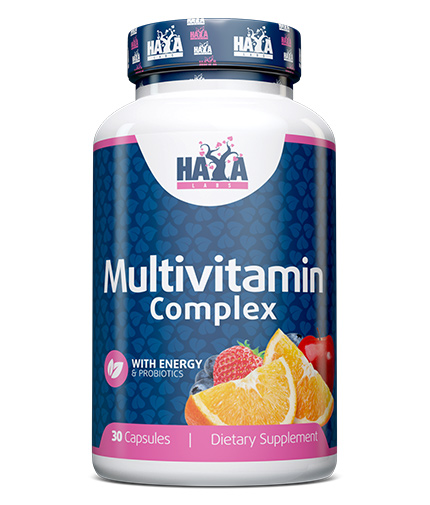 HAYA LABS Multivitamin Complex / 30 Caps