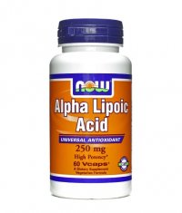 NOW Alpha Lipoic Acid 250 mg. / 60 VCaps.
