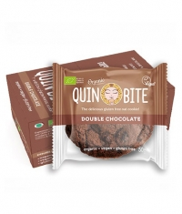 QUIN BITE Gluten Free Oat Cookie Box / 10 x 50 g