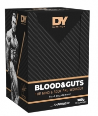 DORIAN YATES NUTRITION Blood And Guts Sachets / 20 x 19 g