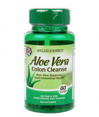 HOLLAND AND BARRETT Aloe Vera Colon Cleanse 330 mg / 60 Tabs