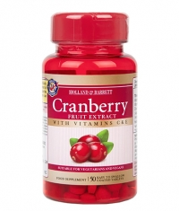HOLLAND AND BARRETT Cranberry Fruit Extract 255 mg / 50 Tabs